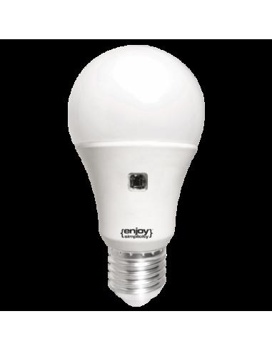 Λάμπα Led 9w E27 smart sensor A60...