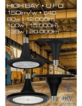 Σκαφάκι LED τύπου φθορίου Τ8 1Χ0,60mt