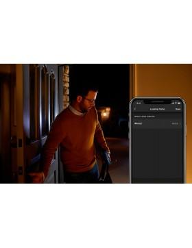 Λάμπα LED P45-4 4W Ε27 Fillament Clear Glass Διαφανές 2700K