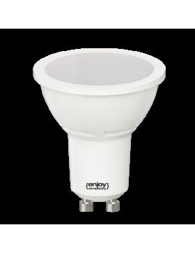 Λάμπα LED Α60-4 4.2W Ε27 Fillament Amber Glass μελί 2700K