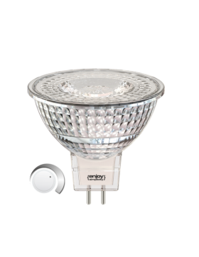 Λάμπα Led 5w dimmable MR16...