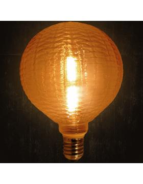 Λάμπα LED P45 σφαιρική 3,4W E14 2700Κ διάφανη