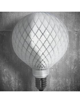 Λάμπα LED P45 σφαιρική 5.4W E14 2700Κ διάφανη